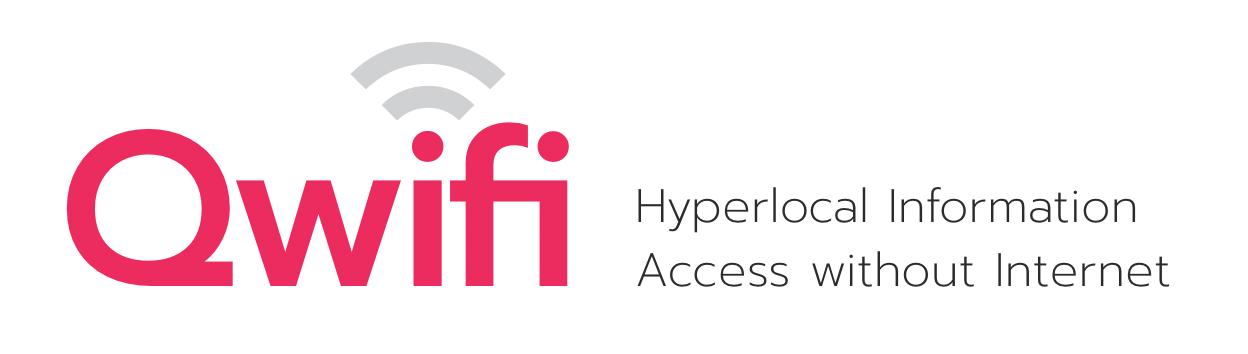Qwifi - Hyperlocal Information Access without Internet